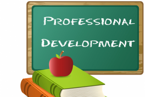 Professional Development on Friday, October 9