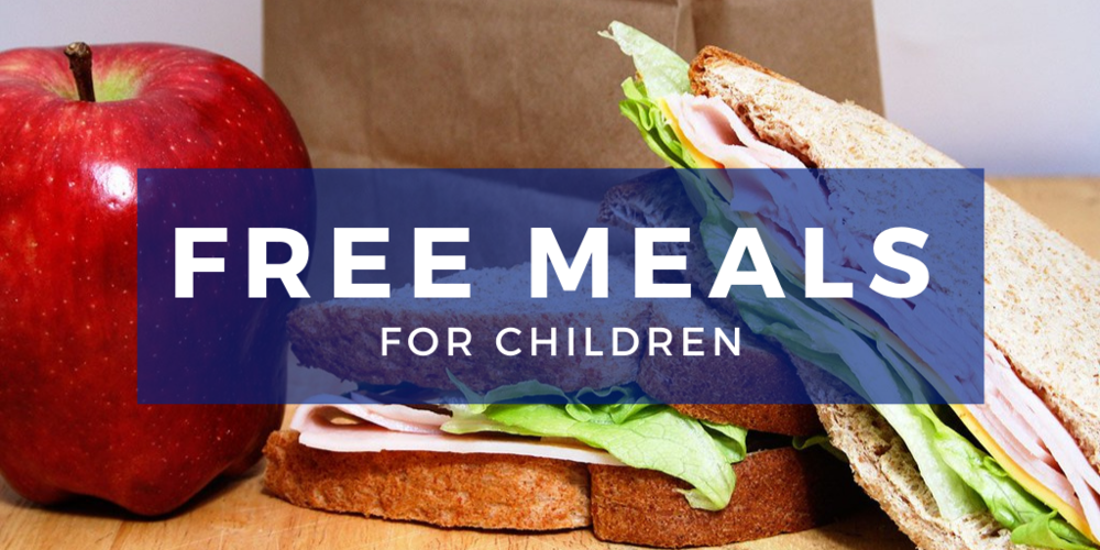 FREE Meal Pick-up for Online Students