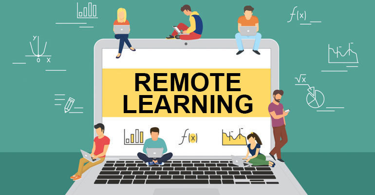 Remote Learning in Effect October 5